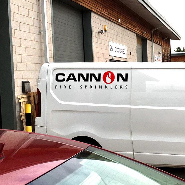 Cannon Vans