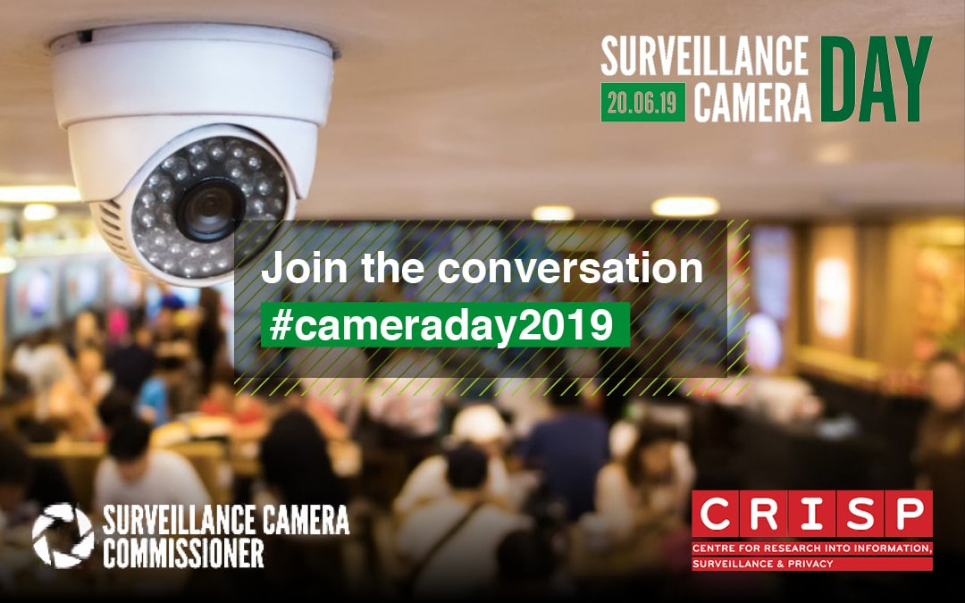 VRC and APG support Surveillance Camera Day